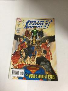 Justice League Of America 12 Variant Nm Near Mint DC Comics