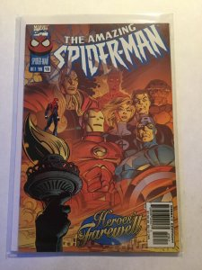 Amazing Spider-Man 416 Near Mint Nm Marvel