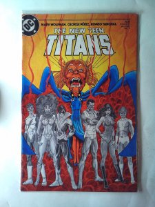 The New Teen Titans #4 (1985)