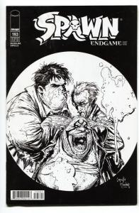 SPAWN #193 2009 Low print run-Image comic book