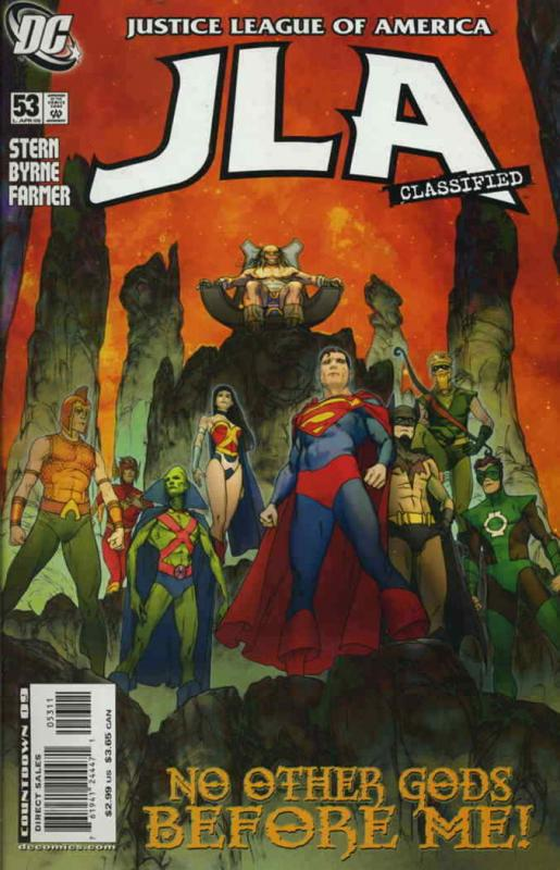 JLA: Classified #53 VF/NM; DC | save on shipping - details inside