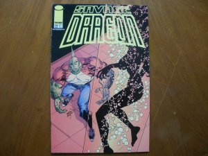Near-Mint Image THE SAVAGE DRAGON #73 (2000) Larsen