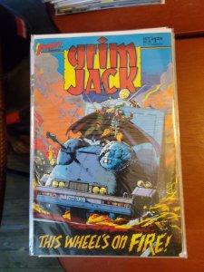 Grimjack #15 (1985)