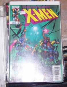 Uncanny X-Men #370 (Jul 1999, Marvel) gambit rogue wolverine avengers hulk