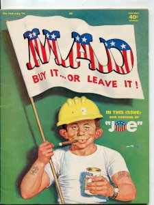 Mad-Magazine-#144-July-1971-Mort Drucker-Don Martin-David Berg-VF