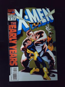 X-Men: The Early Years #3 (1994)