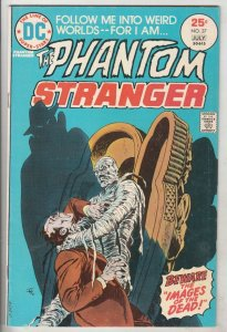 Phantom Stranger, The #37 (Jul-75) FN/VF Mid-High-Grade The Phantom Stranger