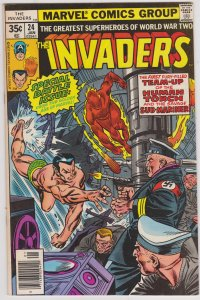 The Invaders #24 (1978)