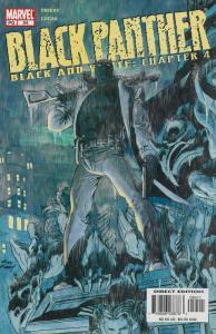 Black Panther (Vol. 2) #54 VF/NM; Marvel | save on shipping - details inside