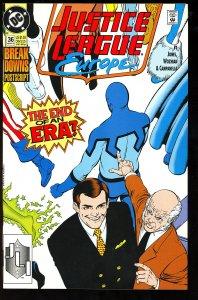 Justice League Europe #36 (1992)