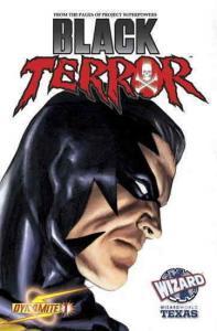 Black Terror (Dynamite) #1J VF; Dynamite | save on shipping - details inside