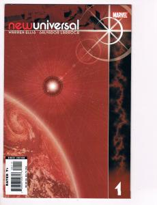 New Universe # 1 Marvel Comic Books Hi-Res Scans Awesome Issue WOW!!!!!!!!!! S17