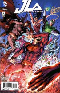 Justice League Of America (4th Series) #2 VF; DC | save on shipping - details in