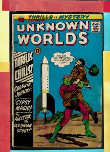 UNKNOWN WORLDS 45