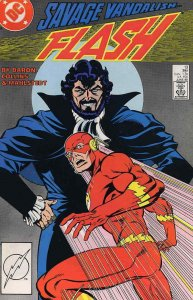 Flash (2nd Series) #13 VF/NM; DC | save on shipping - details inside