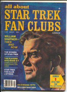 Al About Star Trek Fan Clubs 1976-Shatner-Nimoy-Star Trek fandom info-pix-inf...