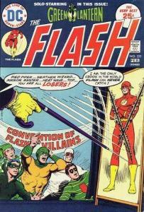 Flash (1959 series) #231, VF (Stock photo)