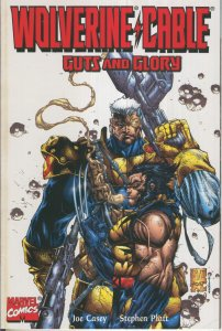 WOLVERINE AND CABLE Vol.1 Numero 01: Guts and Glory