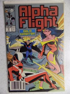 Alpha Flight #72 (1989)