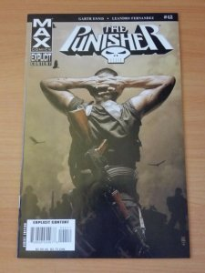 Punisher #42 ~ NEAR MINT NM ~ 2007 Marvel Comics