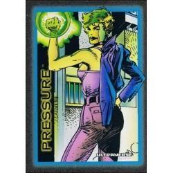1993 Skybox Ultraverse: Series 1 PRESSURE #24