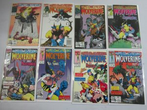 Marvel Comics Presents Wolverine lot (1990) -From #52-99  35 different VF 8.0