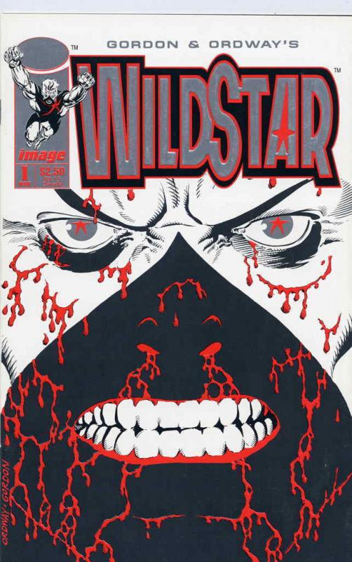 Wildstar: Sky Zero #1 VF/NM; Image | save on shipping - details inside