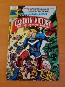 Captain Victory and the Galactic Rangers #9 ~ NEAR MINT NM ~  (1983, Pacific)