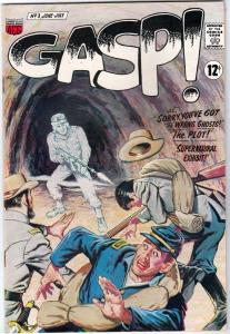 GASP! #3 (Jun-67) NM- Super-High-Grade