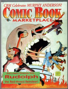 Comic Book Marketplace #88 2001-EC Comics-Plastic Man-Murphy Anderson-VF