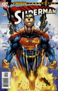 Superman (2nd Series) #224 VF/NM; DC | save on shipping - details inside