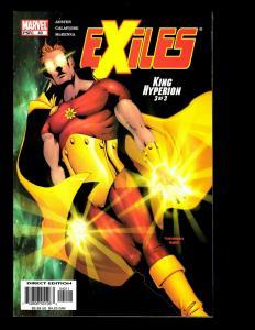 Lot Of 12 Exiles Marvel Comics # 27 28 29 34 35 36 37 38 39 40 41 42 X-Men EK10