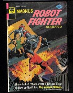 Magnus, Robot Fighter #38