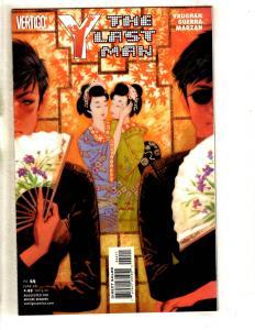 10 Y The Last Man DC Vertigo Comic Books # 44 45 46 47 48 49 50 51 52 53 CJ2