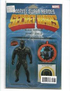 SECRET WARS BATTLEWORLD #1 (Action Figure Variant) (2015 MARVEL Comics) ~ (v27)