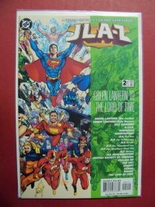 JLA-Z  #2 OF 3  VF/NM OR BETTER DC COMICS