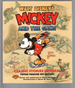 Mickey and the Gang-Walt Disney-TPB-trade