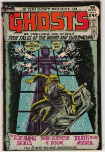 Ghosts #3 (Feb-72) VF/NM High-Grade