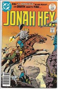 Jonah Hex #2 - Bronze Age - (VF-) May/June 1977