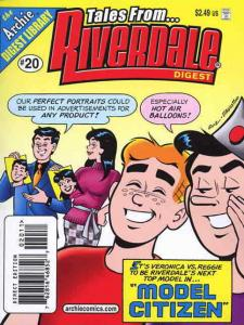 Tales From Riverdale Digest #20 VF/NM; Archie   save on shipping - details insid