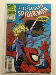 Spectacular Spider-Man Annual 13 Near Mint Nm Marvel