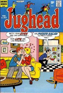 Jughead (1965 series) #213, Fine- (Stock photo)