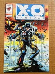 X-O Manowar #16 (1993)