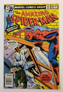 Amazing Spider-Man #189 Marvel Comics 1979 Who Is Mystery Menace? VF/NM
