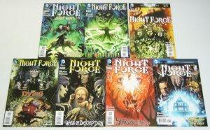 Night Force vol. 3 #1-7 VF/NM complete series - marv wolfman - dc comics horror