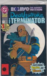 Deathstroke the Terminator Annual #1 (1992)