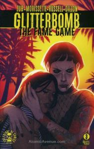 Glitterbomb: The Fame Game #3A FN; Image | save on shipping - details inside
