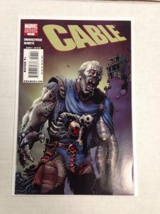 Cable 7 1:10 Richard Corben Zombie Variant NM