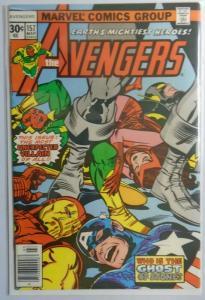 Avengers (1st Series) #157, 6.0/FN (1977)