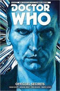 Doctor Who: The Ninth Doctor HC #3 VF/NM; Titan | save on shipping - details